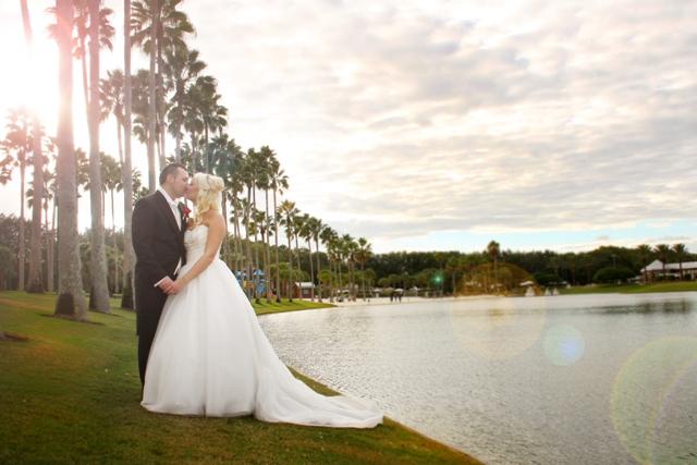 WDW Swan And Dolphin Resort Wedding Danielle Wayne