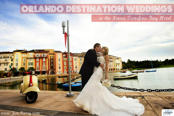 Portofino Bay Hotel Weddings By Just Marry