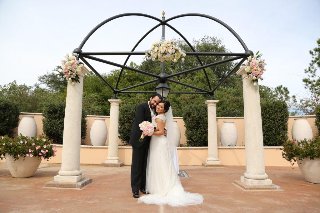 The Portofino Bay Hotel Orlando Wedding