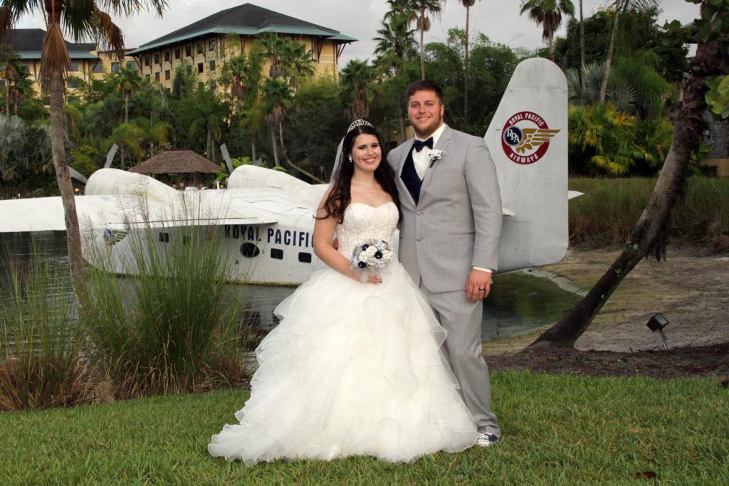 Loews Royal Pacific Resort Wedding