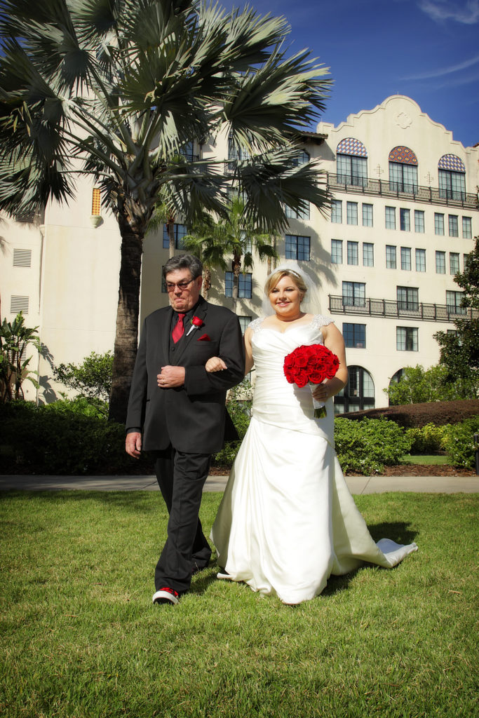 Loews Hard Rock Hotel Wedding