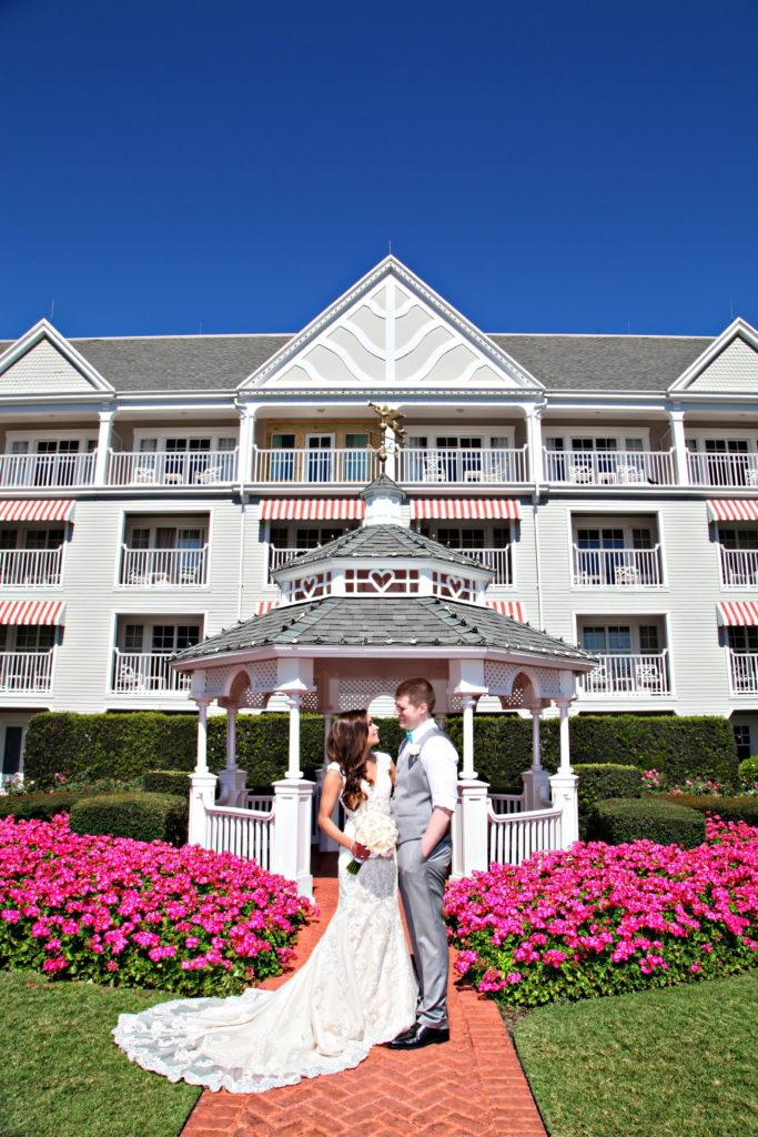 Swan Hotel Orlando Wedding