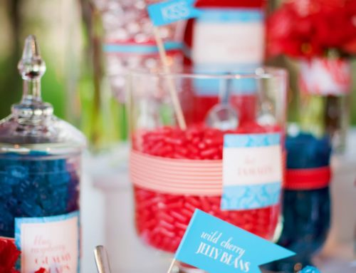Just Marry! Inspired: July 4th Weddings