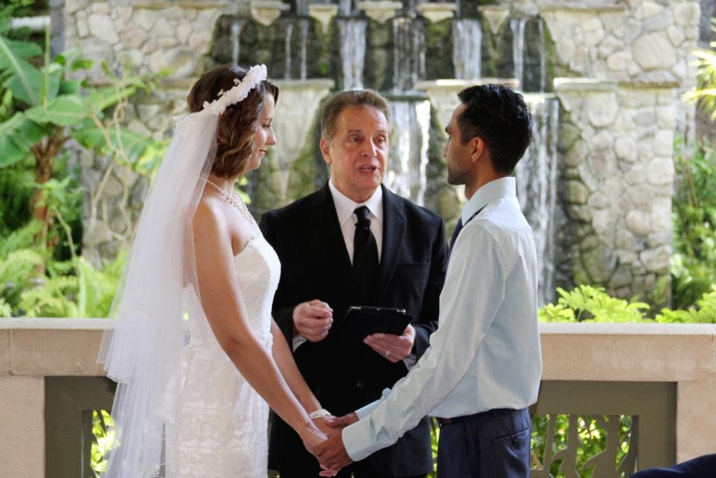 Royal Pacific Hotel Wedding