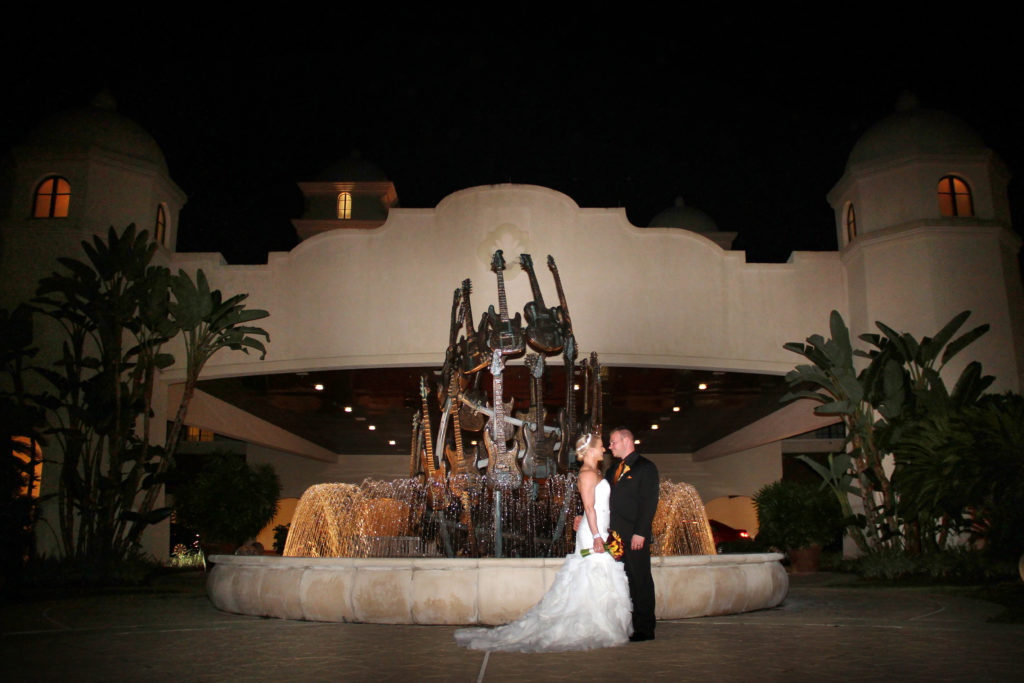 Hard Rock Hotel Wedding Orlando