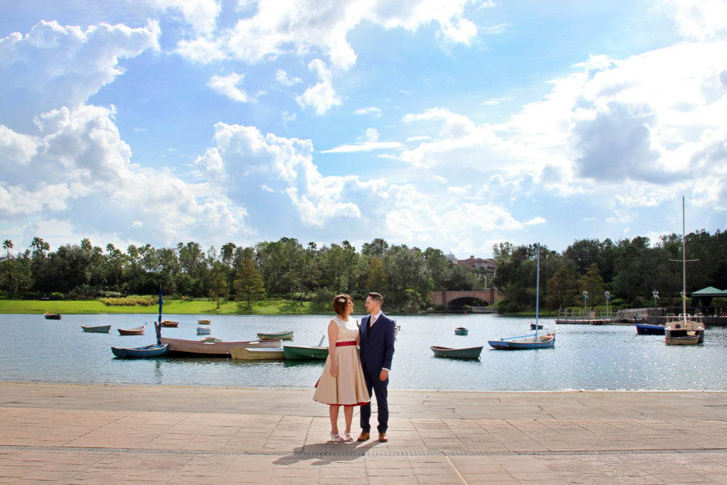 Portofino Bay Hotel Wedding Planner