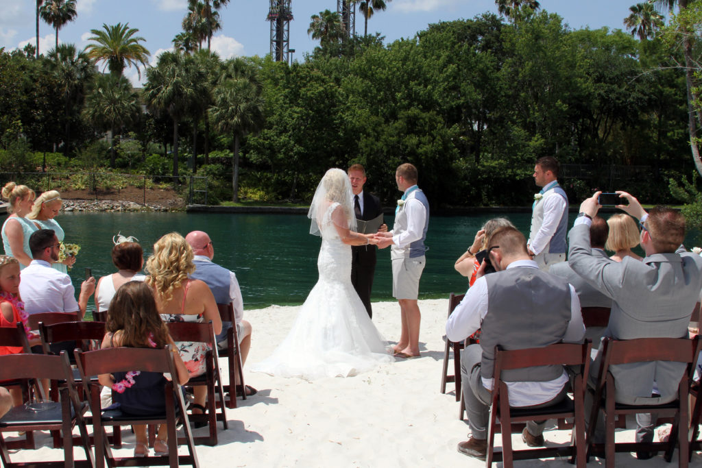 Royal Pacific Orlando Wedding