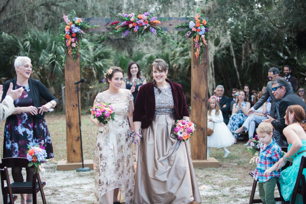 The Hammock House Wedding
