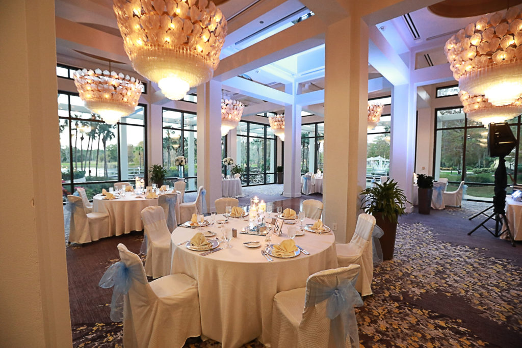 Hyatt Regency Grand Cypress Wedding