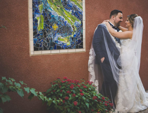 Loews Portofino Bay Hotel Wedding | Kelly and Bryan