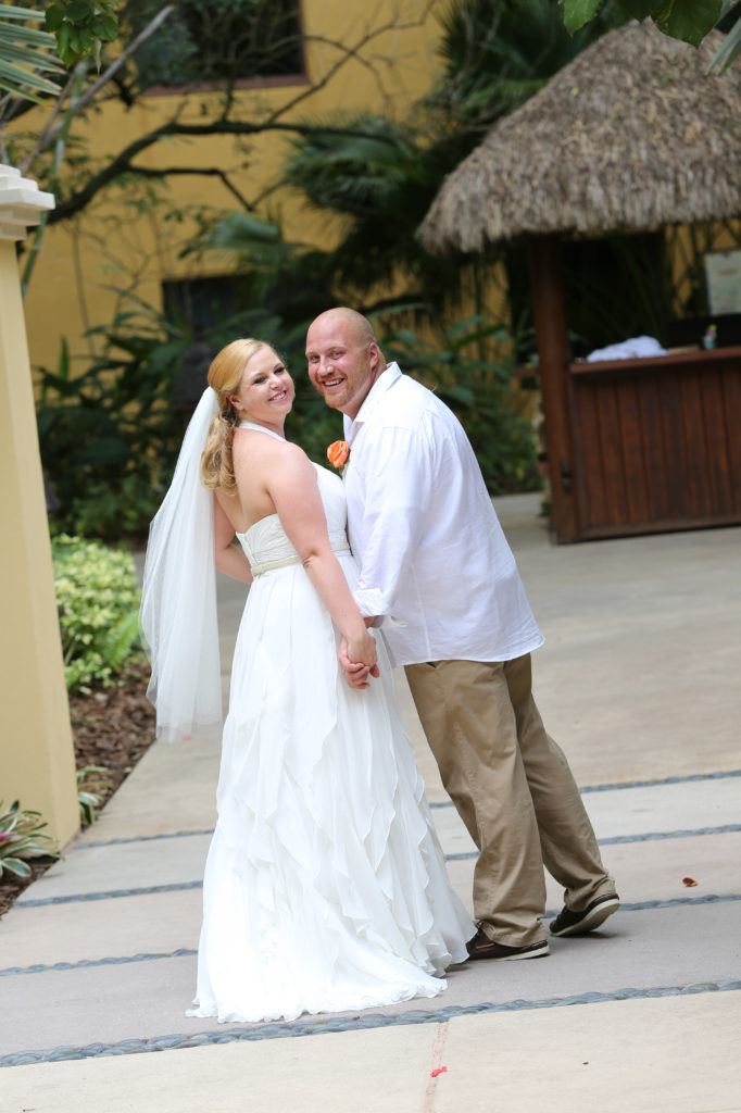 Royal Pacific Resort Wedding