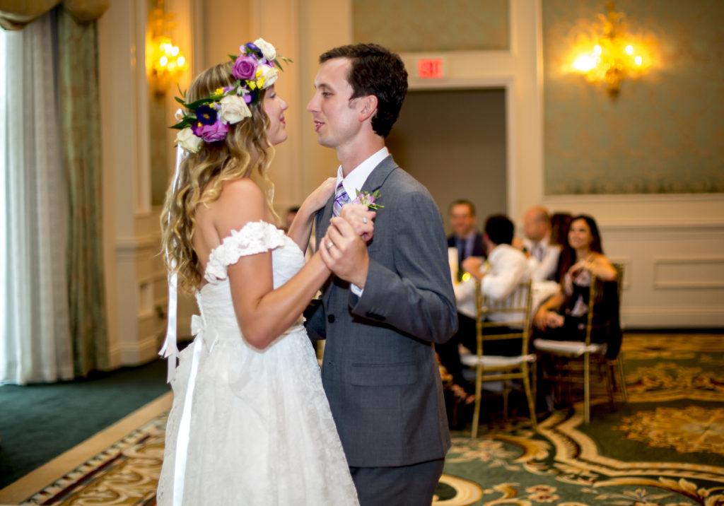 Bay Hotel Wedding