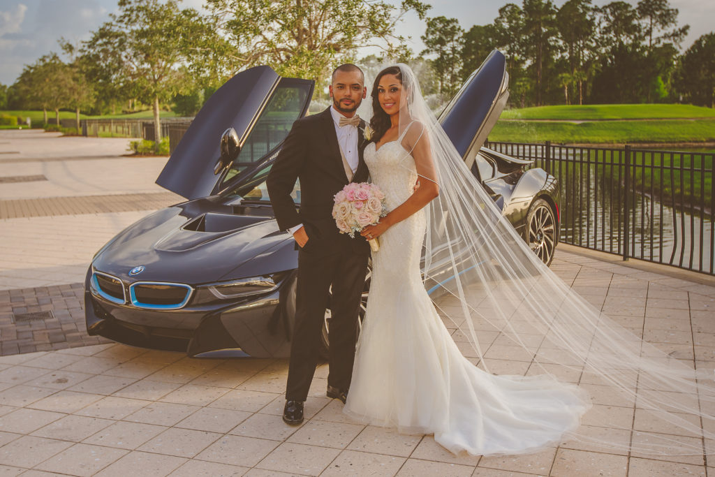 Waldorf Astoria Orlando Wedding
