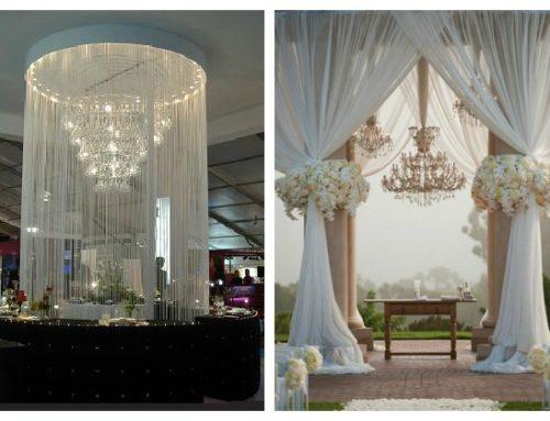 5 Ways to Enhance Your Wedding Through Lighting