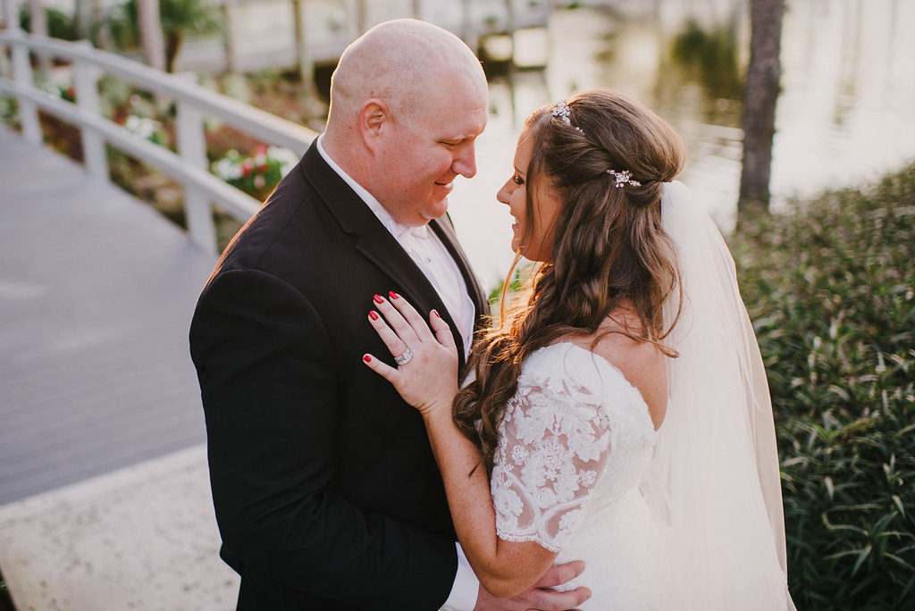 The Hyatt Regency Grand Cypress Wedding