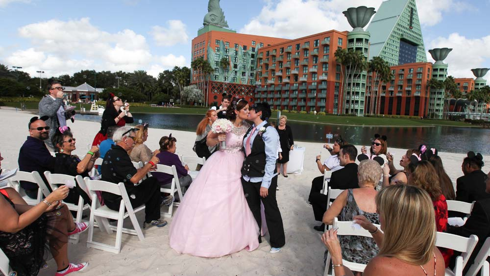Orlando Same-Sex Weddings
