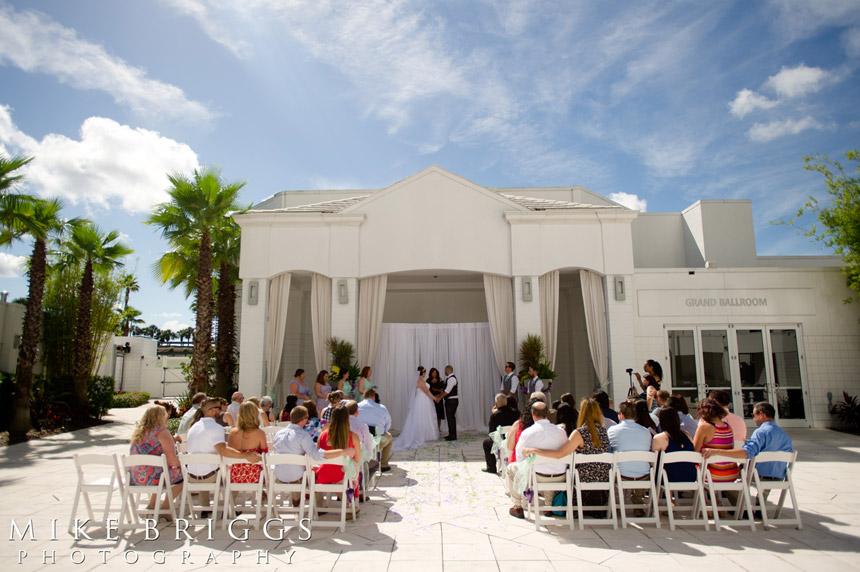 B Resort Hotel Wedding