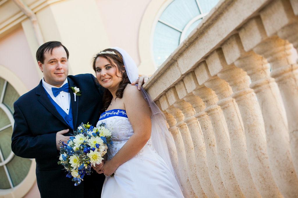Loews Portofino Bay Hotel Orlando Wedding