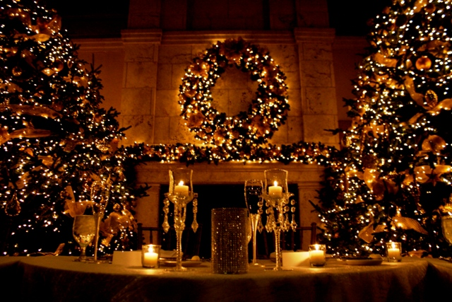 Behind The Scenes Christmas Weddings Orlando Wedding Planners