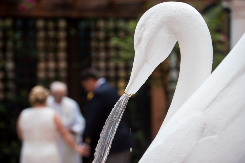 Swan and Dolphin Resort Wedding