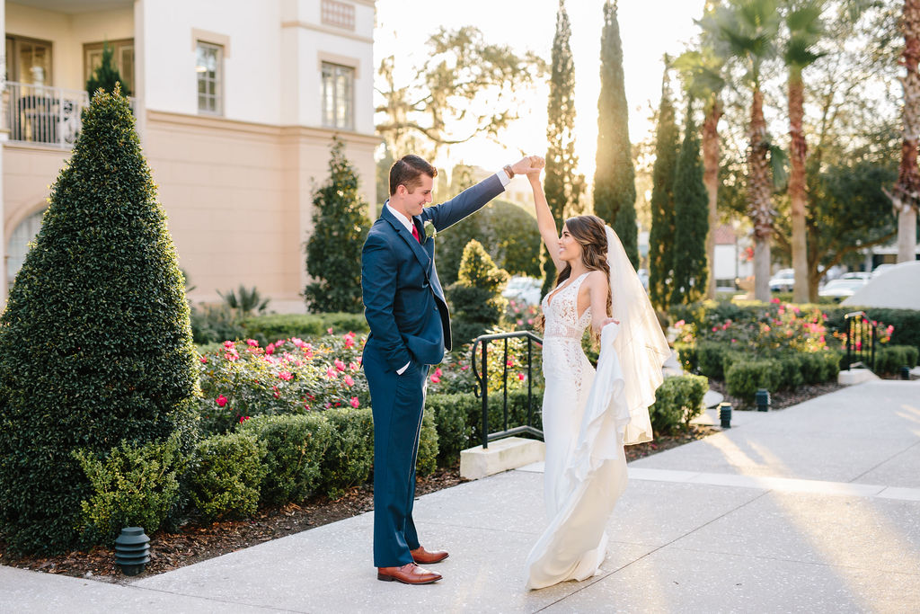 Alfond Inn Wedding | The Real Wedding of Gabrielle and Foster