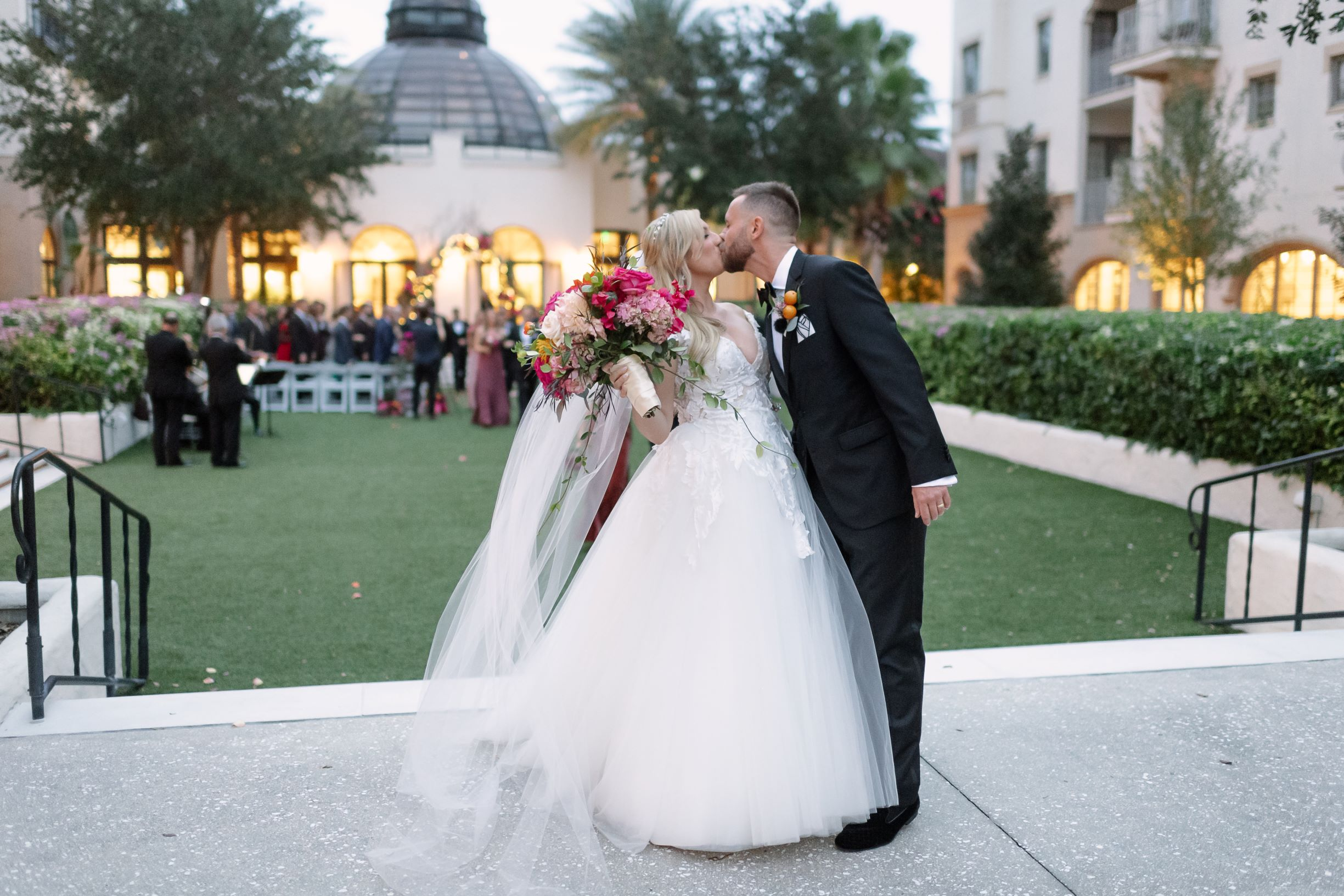 Alfond Inn Wedding | The Real Wedding of Olivia and Michael