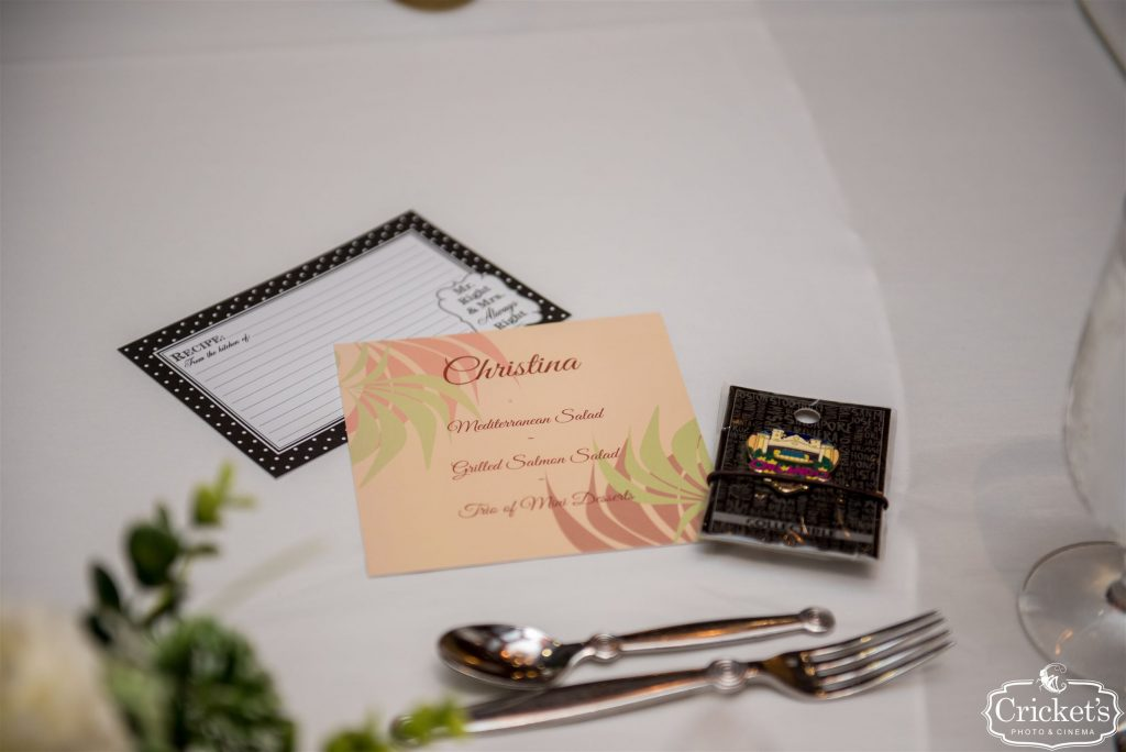 Alternative Guest Book Ideas (Recipes) - Just Marry Weddings - Cricket's Photography