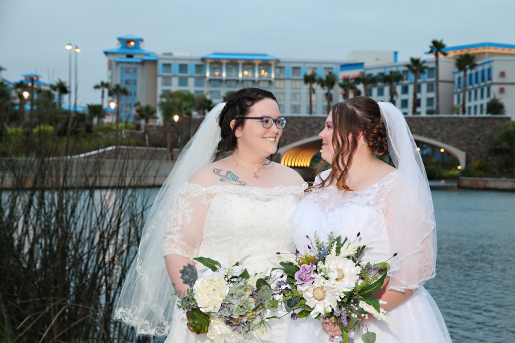 Royal Pacific Resort Wedding | Amanda and Kristin