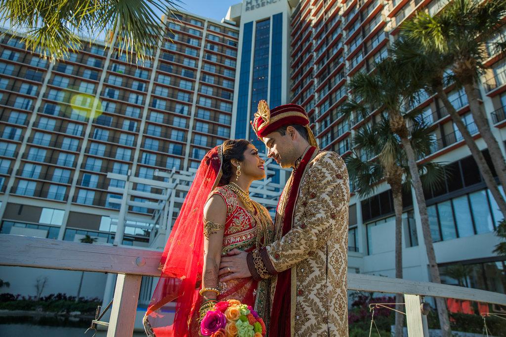 Hyatt Regency Grand Cypress Wedding | Nisha and Rayomond