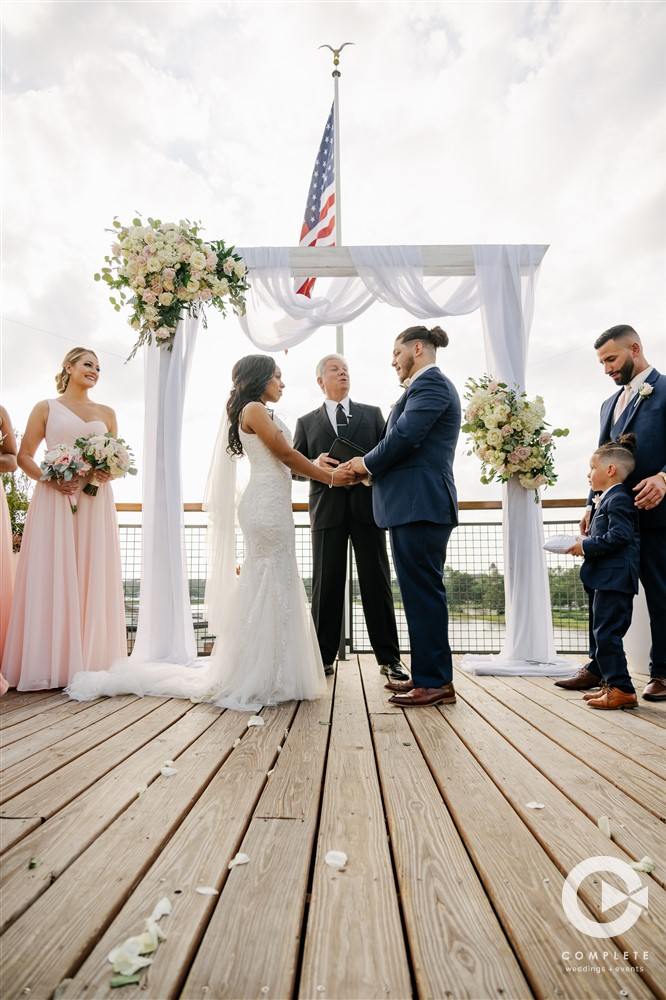April Wedding - Just marry Weddings - Complete Weddings and Events - Ceremony