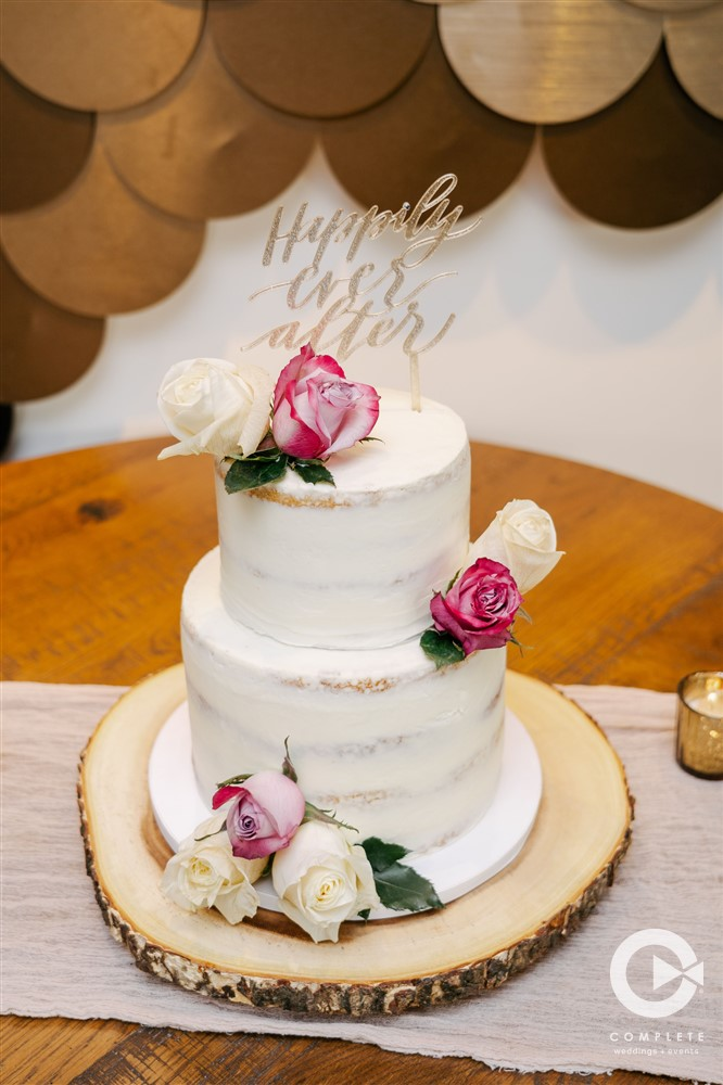 April Wedding - Just marry Weddings - Complete Weddings and Events - Wedding Cake