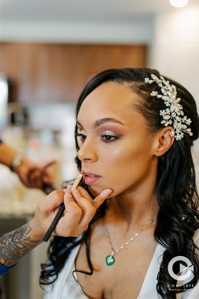 April Wedding - Just marry Weddings - Complete Weddings and Events - Getting Ready