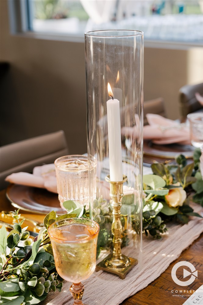 April Wedding - Just marry Weddings - Complete Weddings and Events - Reception Decor