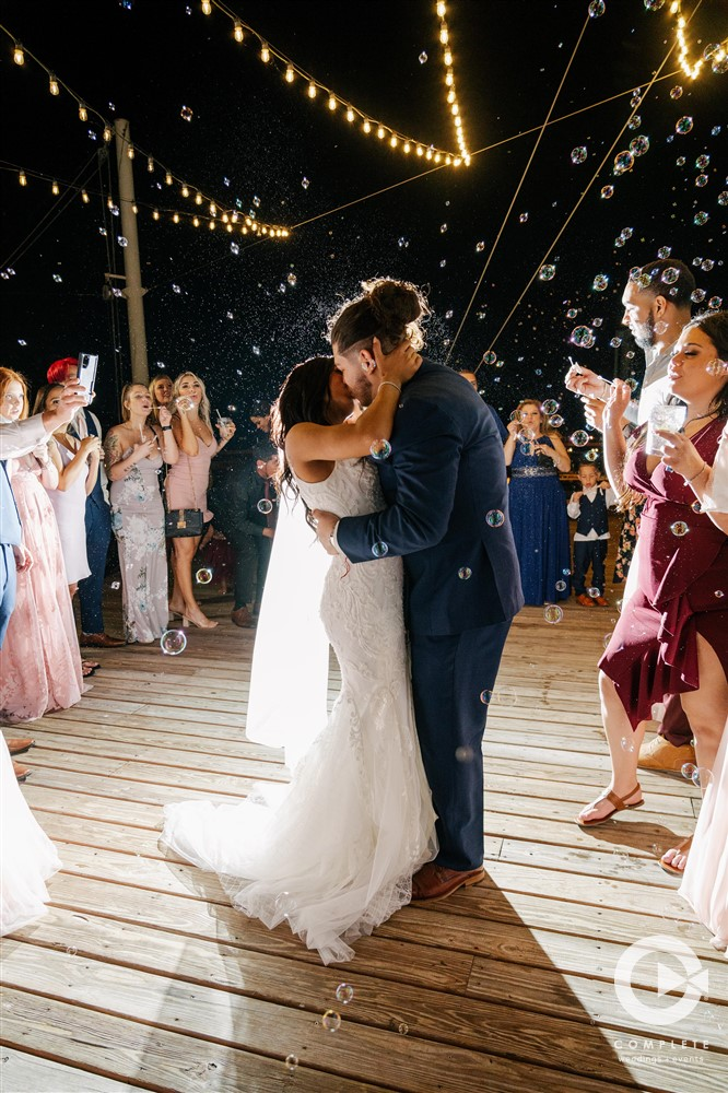 April Wedding - Just marry Weddings - Complete Weddings and Events - Wedding Exit