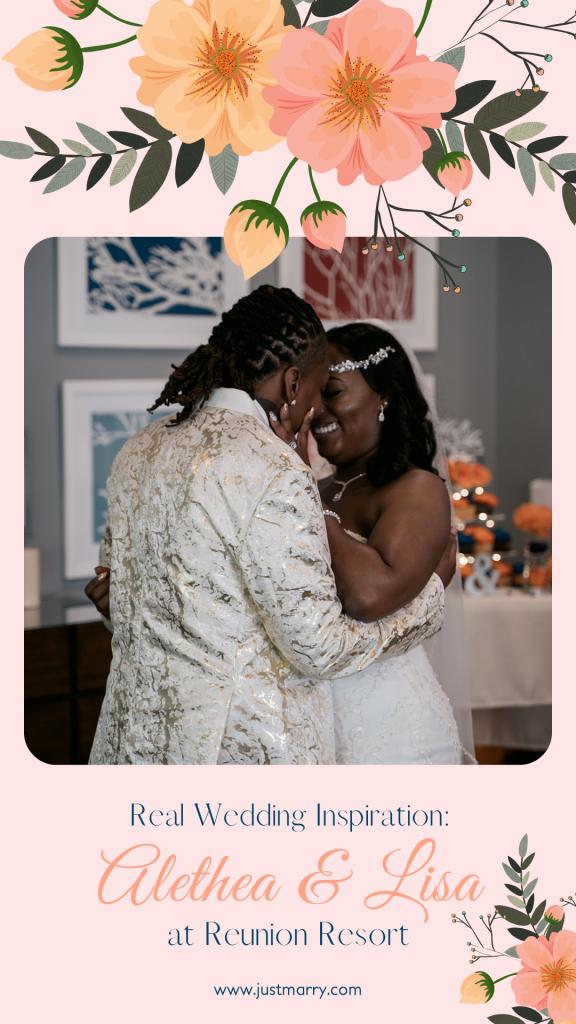 April Wedding - Just Marry Weddings - Rodney Husbands Photography - Pinterest