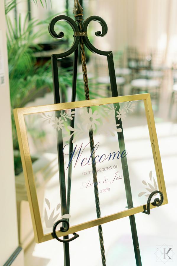 August Wedding - Just Marry Weddings - Kristen Weaver Photography