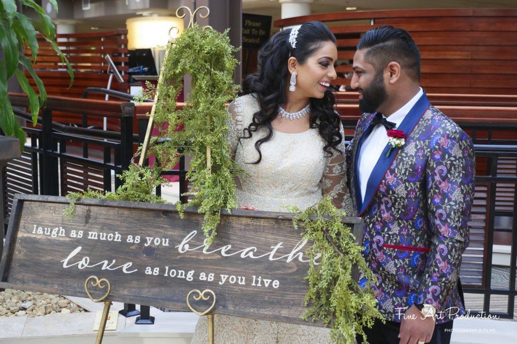 Ballroom Wedding Venue - Just Marry Weddings - Fine Art Production