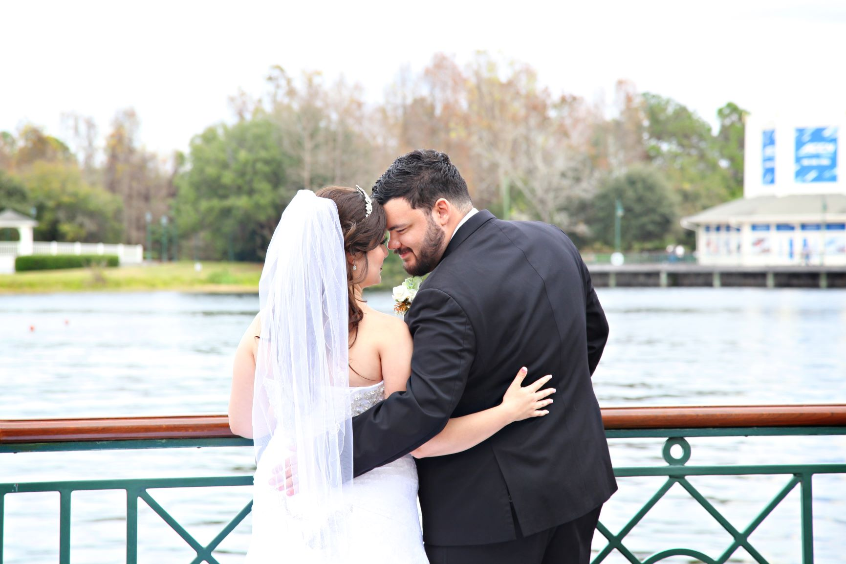 Beauty and the Beast Wedding Theme | Katie and Bryan at the WDW Swan and Dolphin
