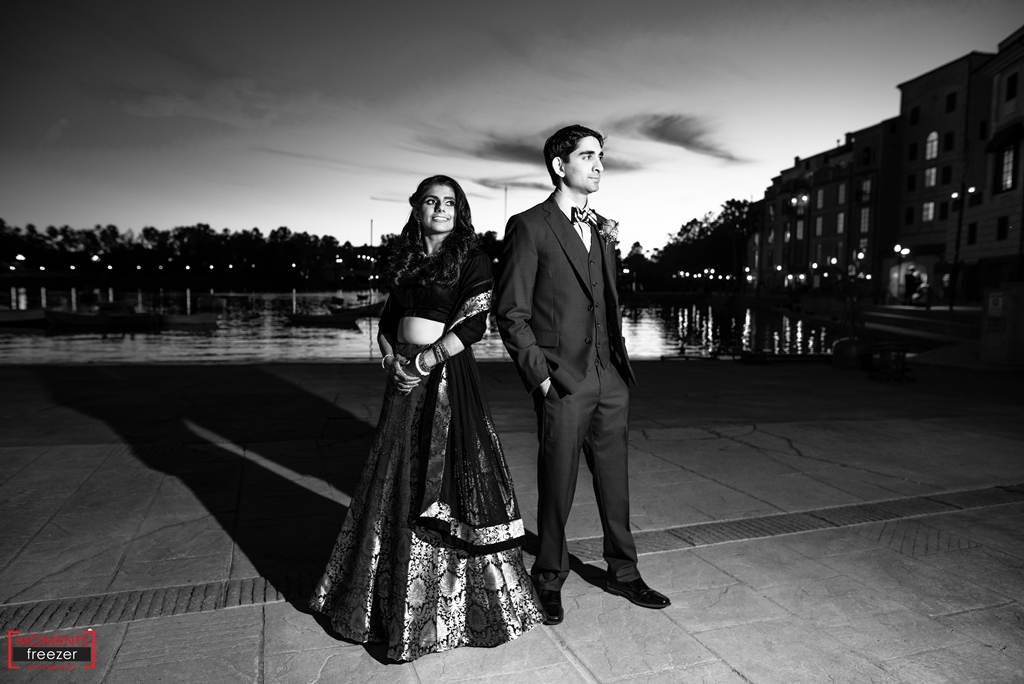 Portofino Bay Hotel Wedding | Manasi and Deepak
