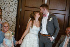 Blush Pink Wedding - Just Marry Weddings - Lili Lu by Cassie Peech Photography
