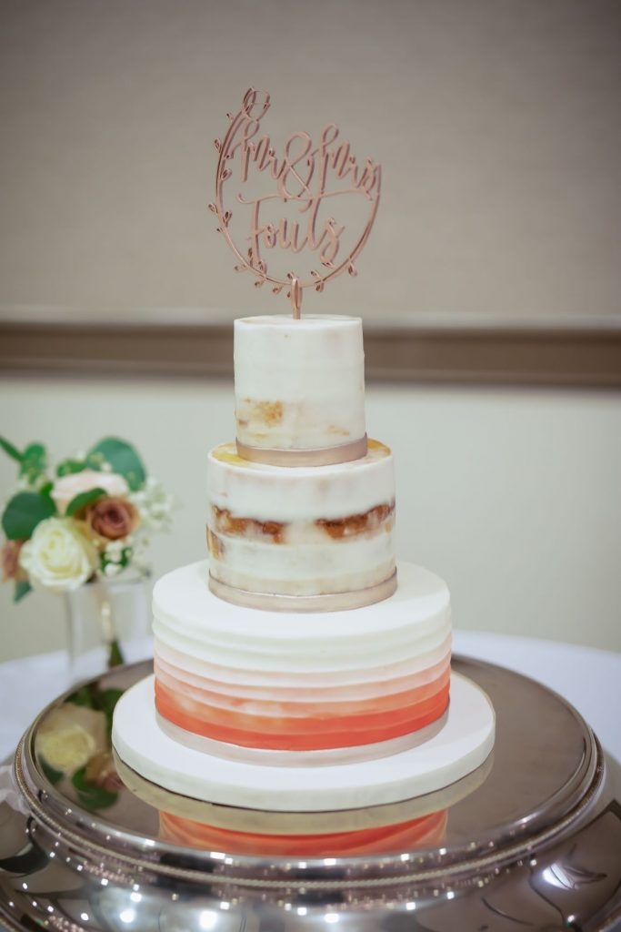 Blush Pink Wedding - Just Marry Weddings - Lili Lu by Cassie Peech Photography