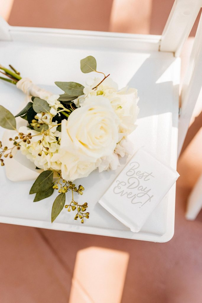 Blush and Gold Wedding - Just Marry Weddings - Allie and Joey Photography - Details