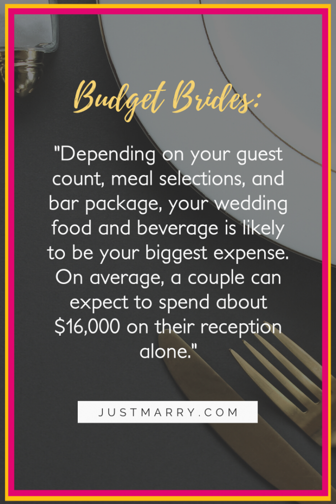 Budget Brides - Just Marry Weddings - Pinterest Quote