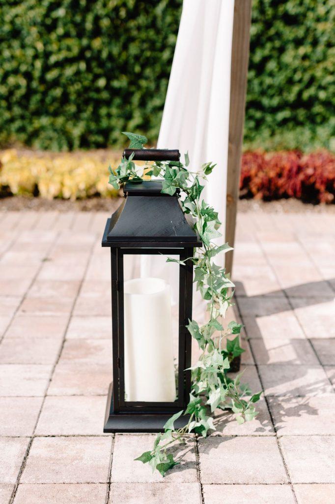 Burgundy and Blush Wedding - Just Marry Weddings - JP Pratt Photography - Lantern