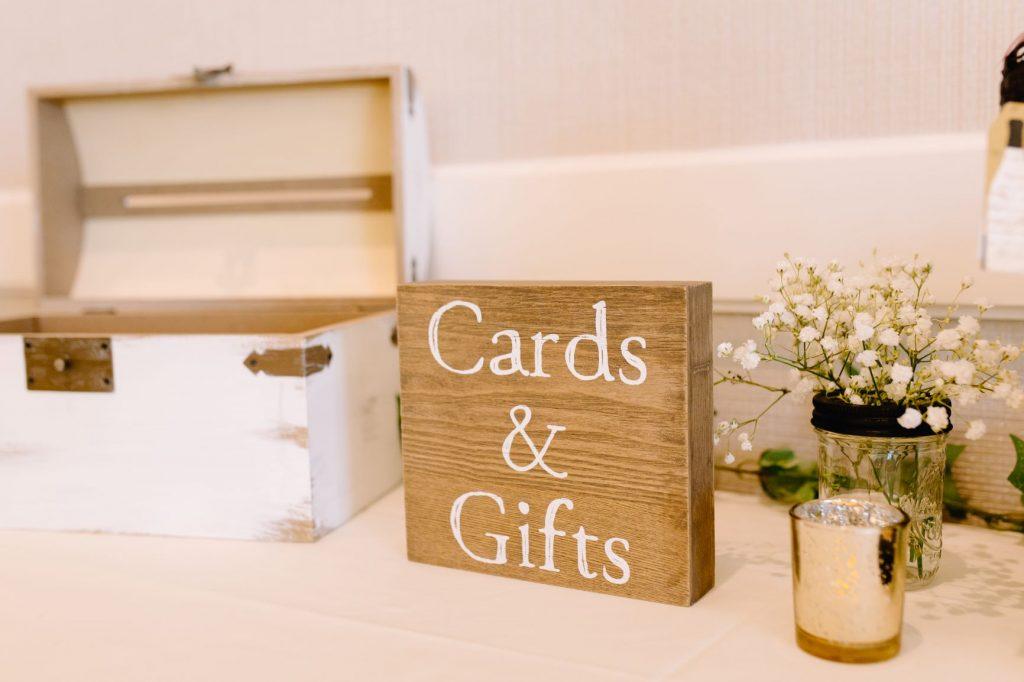 Burgundy and Blush Wedding - Just Marry Weddings - JP Pratt Photography - Signage