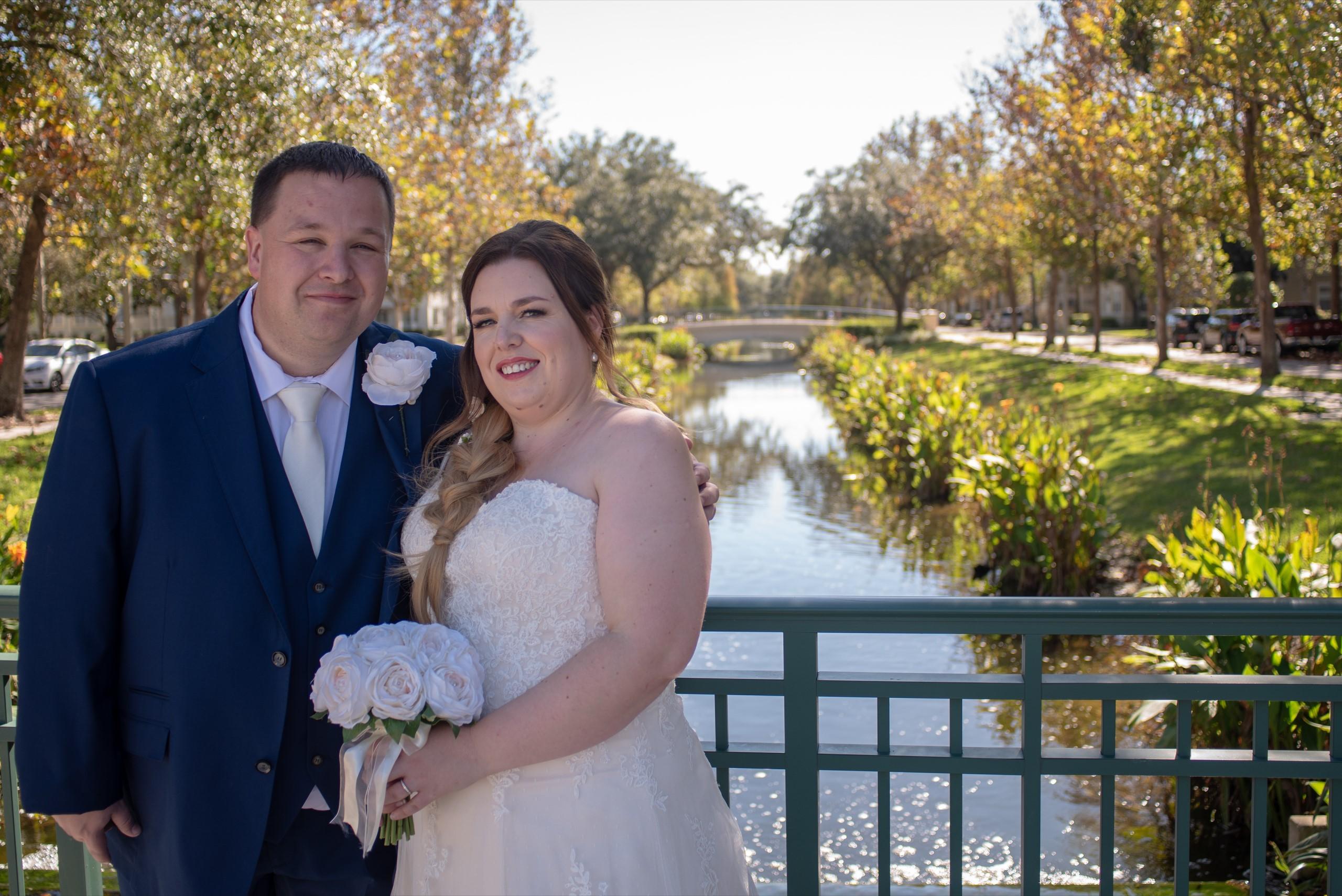Celebration Golf Club | The Real Wedding of Sarah and John