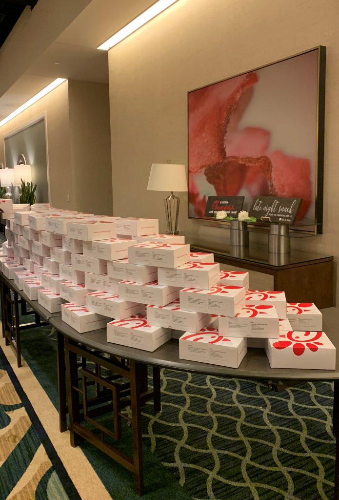 Wedding Details - Just Marry Weddings - Chick-Fil-A 2