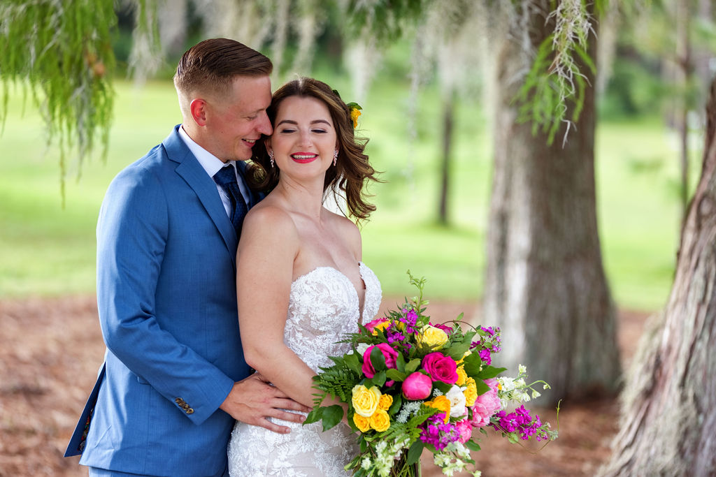 The Lake Nona Golf & Country Club Wedding of Kendra and Matthew