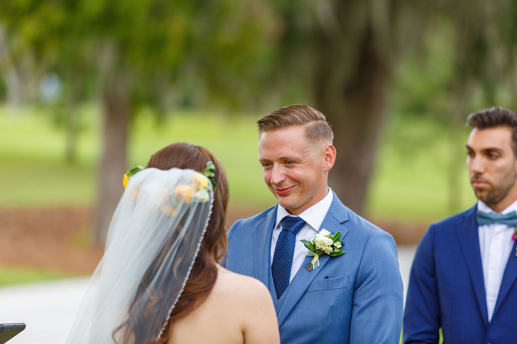 Country Club Wedding - Just Marry Weddings - Lake Nona Country Club - Photolocity