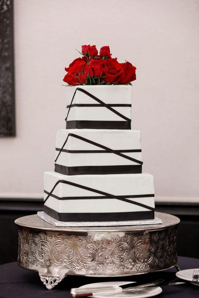 Cultural Wedding - Just Marry Weddings - Victoria Angela Photography - Wedding Cake